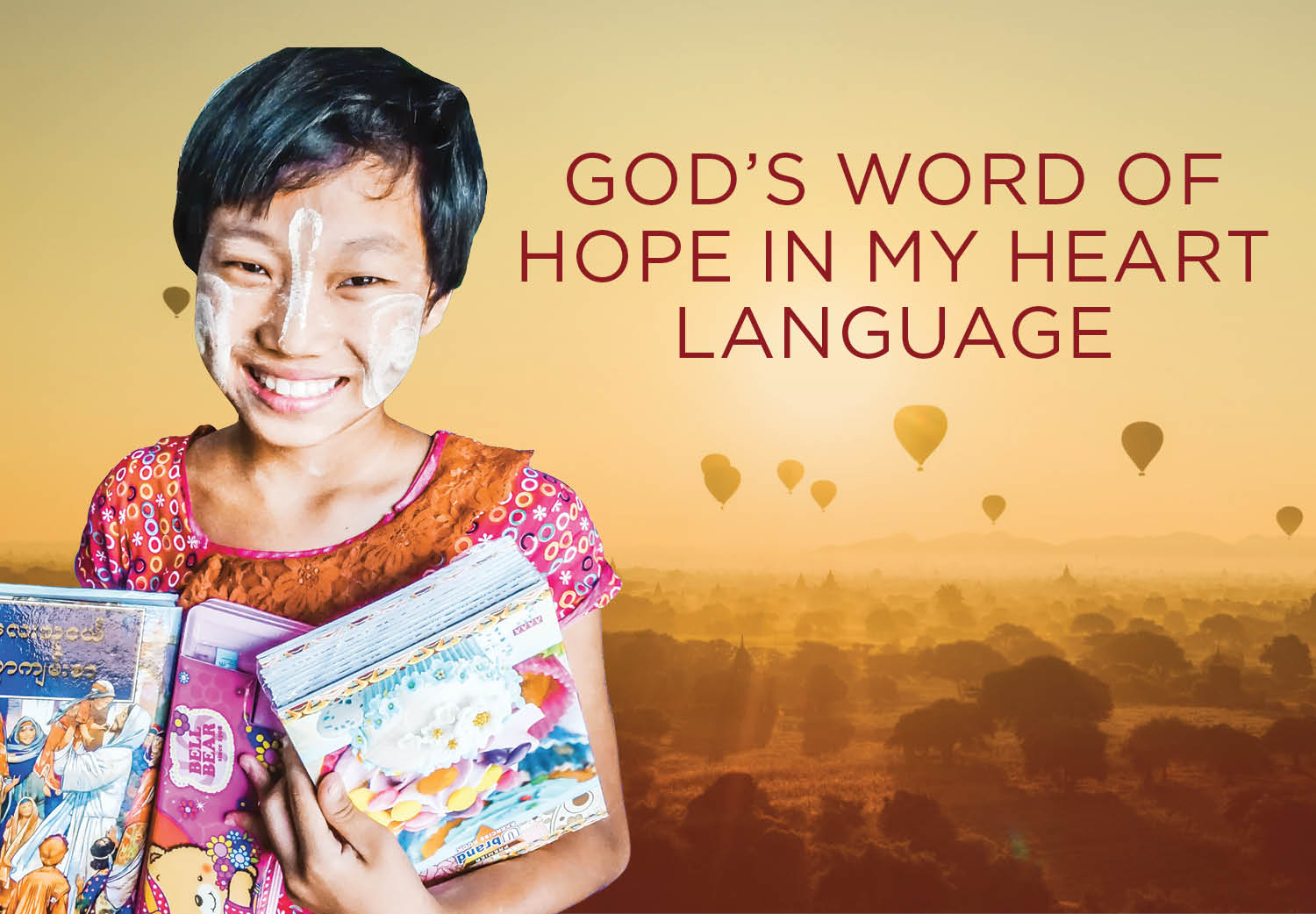 Bible Society of Singapore | Our mission is to make the Word of God