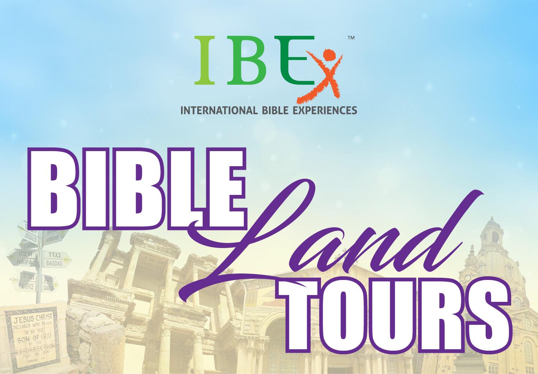 Bible Land Tours, Christian Faith Tours & Special Interest