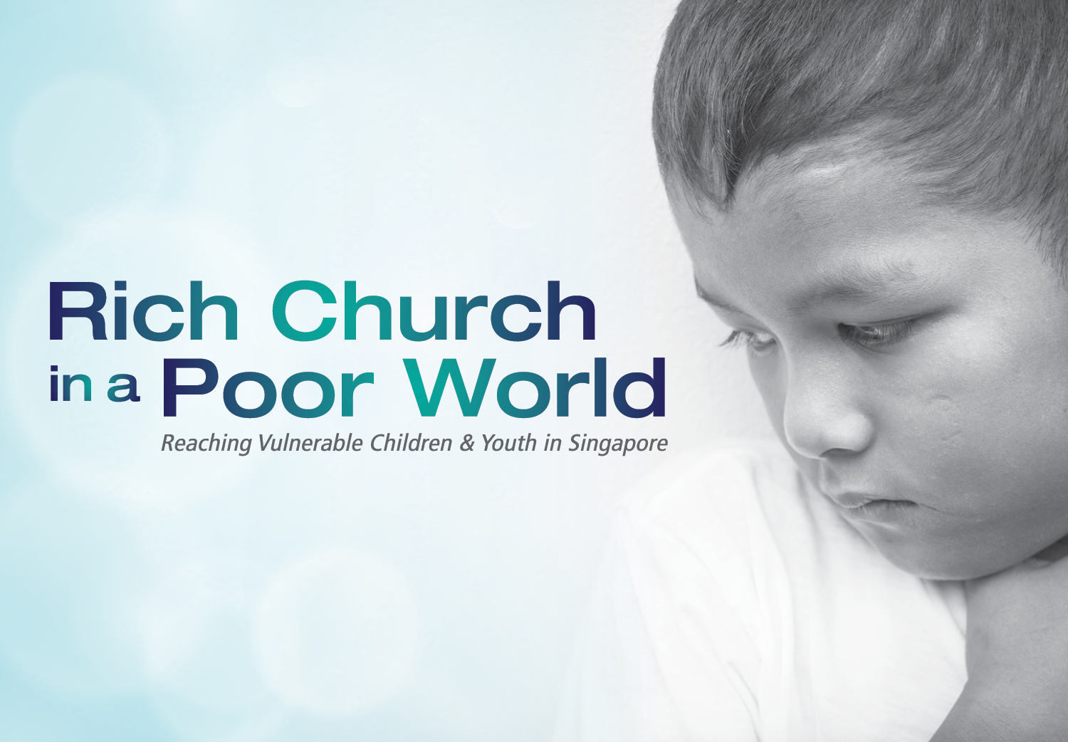 Rich Church in a Poor World