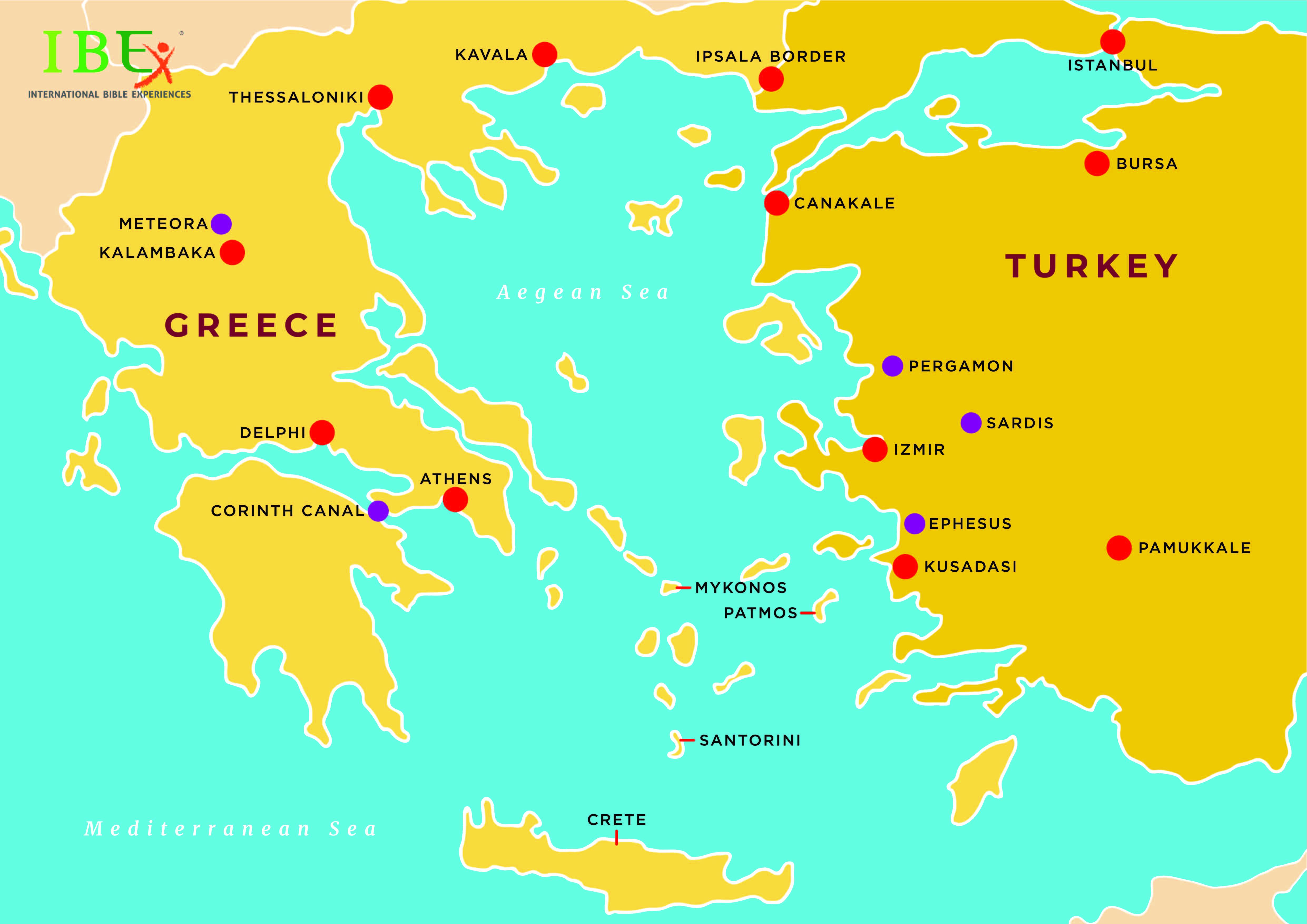 Greece – Turkey (24 Nov – 6 Dec 2019)   Bible Society of Singapore