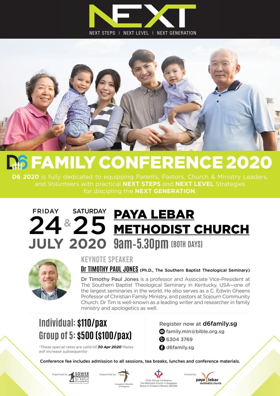 D6 Family Conference 2020 - Group