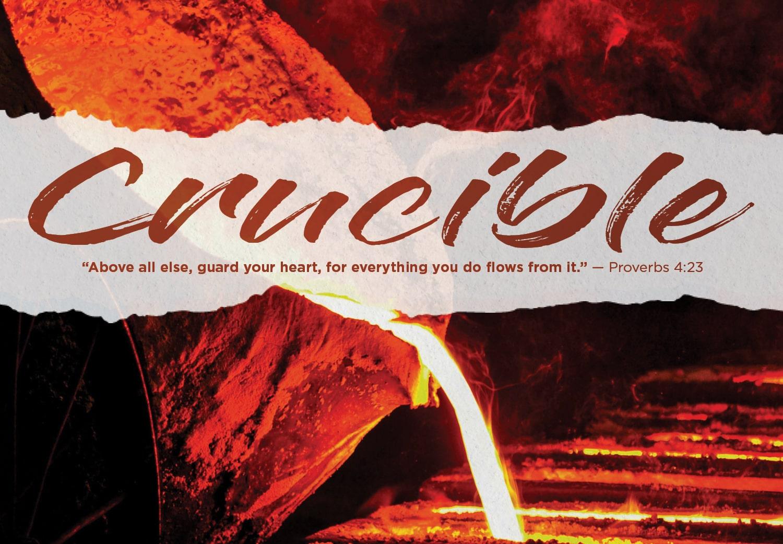 Biblical Character Series Online Conversation: Crucible