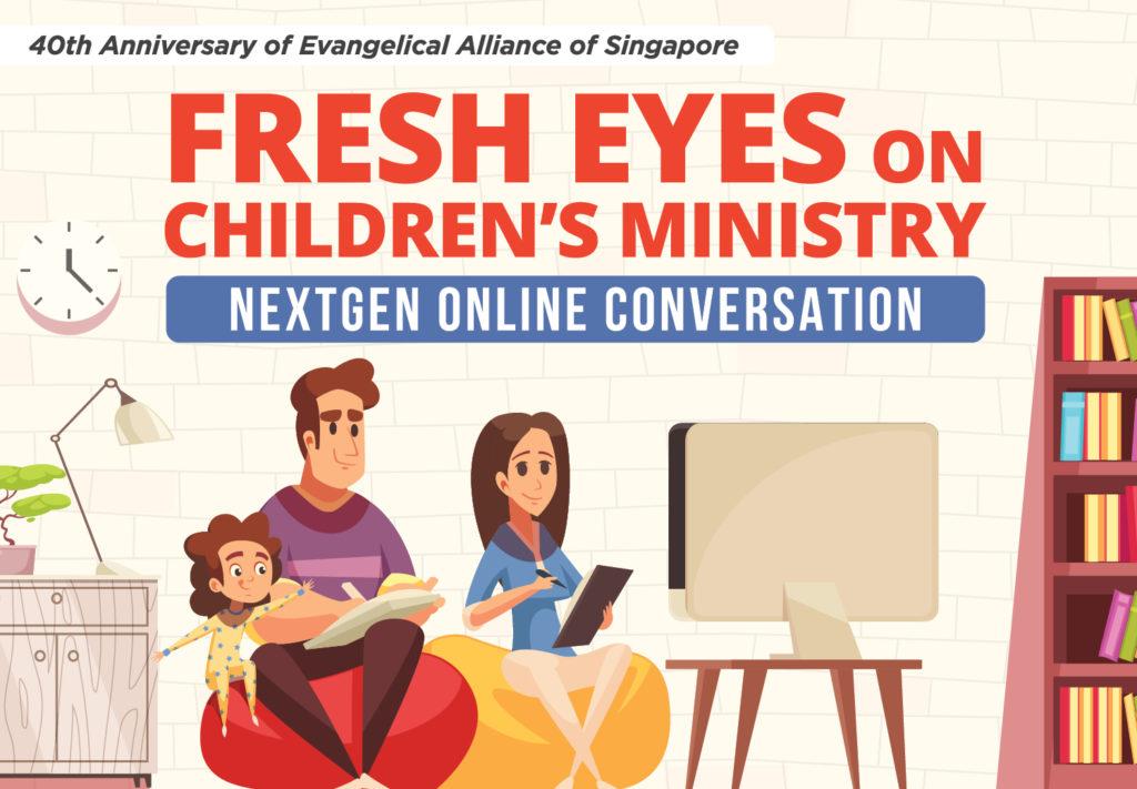 Fresh Eyes on Children's Ministry