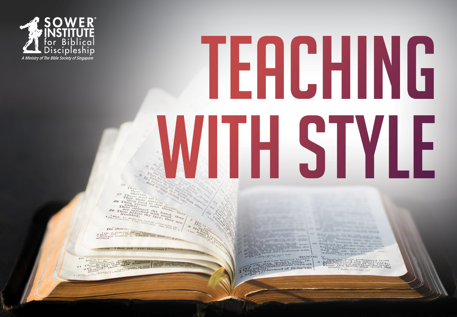 Teaching with Style